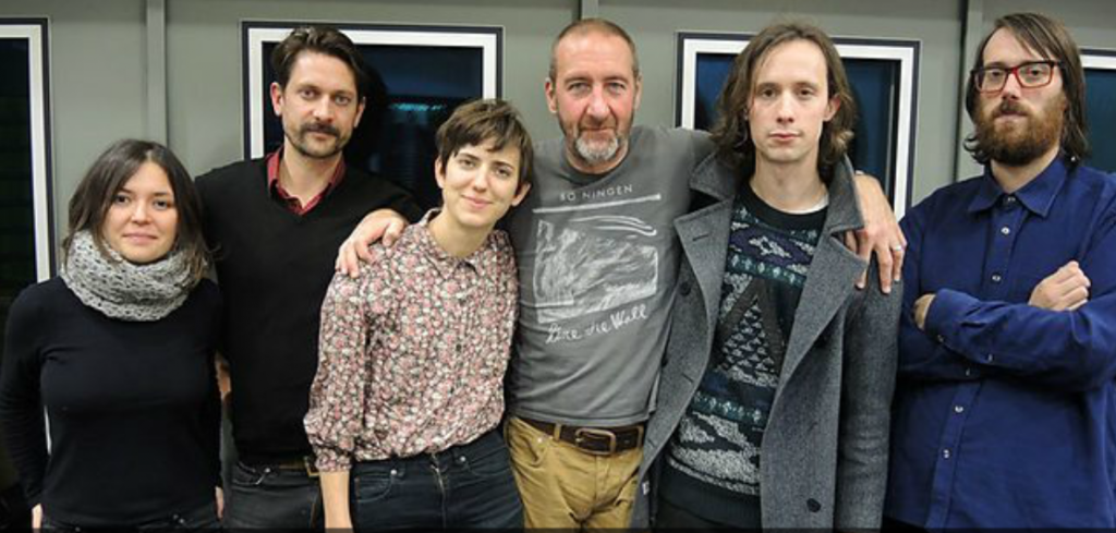 Fanfarlo and Marc Riley
